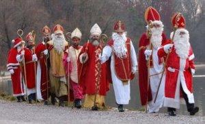 Parade of St. Nicholi