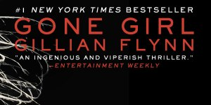 Banner for Gone Girl by Gillian Flynn