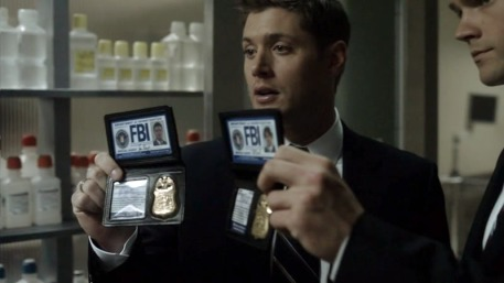 FBI Dean