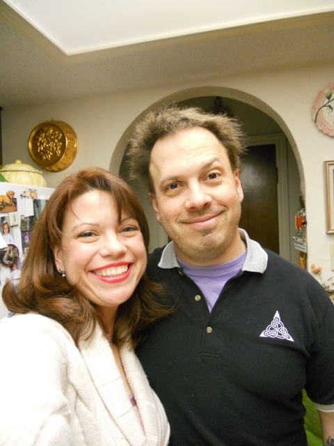 Peter and Me, Christmas 2010