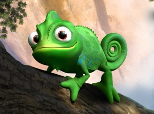 Pascal from Disney's Tangled