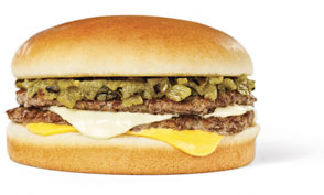 Green Chili Double