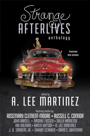 Strange Afterlives Cover
